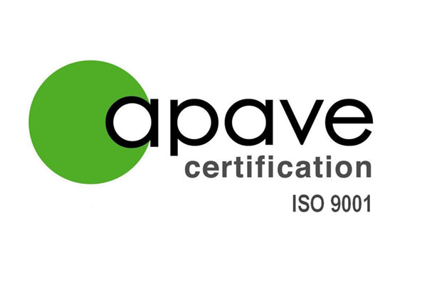 Conidia and Coniphy are proud to obtain the certification ISO 9001 version 2015